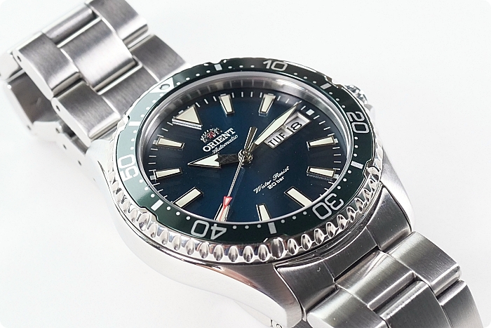 SKX replacement? 最超值的入門日系機械潛水錶 Orient Kamasu @捲爸尋錶記